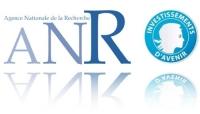 Logos ANR & investissements d'avenir