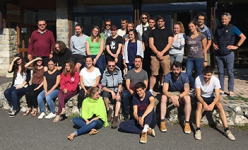 2019 Autumn School in Ecology and Integrative Biology