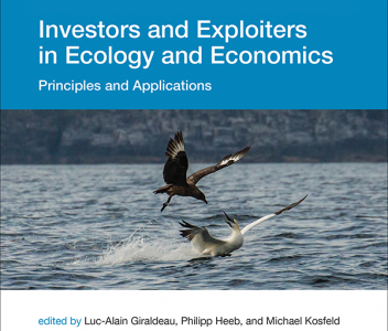 Investors and Exploiters in Ecology and Economics