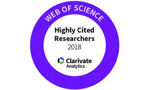 Quatre chercheurs du LabEx parmi les Highly Cited Researchers 2018