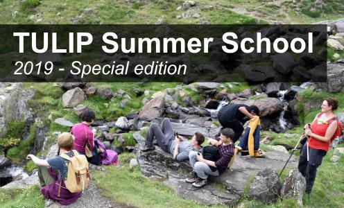 Ecole d'été en Biologie et Ecologie intégratives 2019