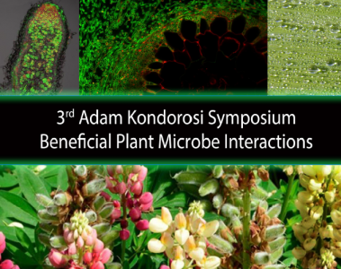 Third Adam Kondorosi Symposium sponsoring
