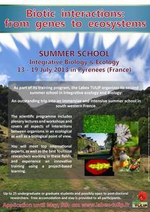 Summer School TULIP 2013