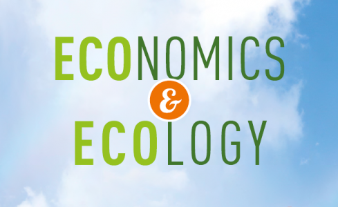 The Economics & Ecology Master is recruiting