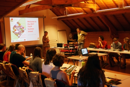 What about the 6th edition of the TULIP Summer School?