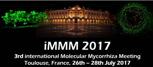 Retours sur la réunion internationale Molecular Mycorrhiza Meeting (iMMM 2017)